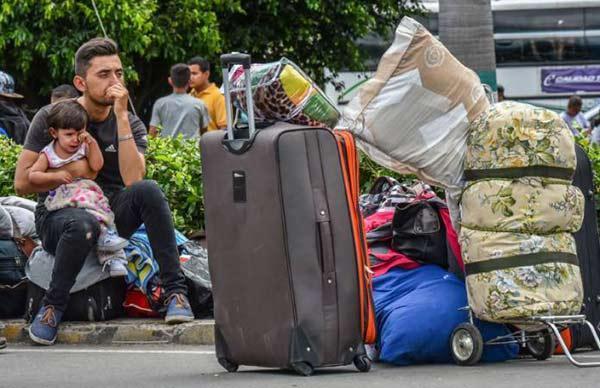 Cuidado los maltratos que se han registrado contra for Venezolanos en el exterior