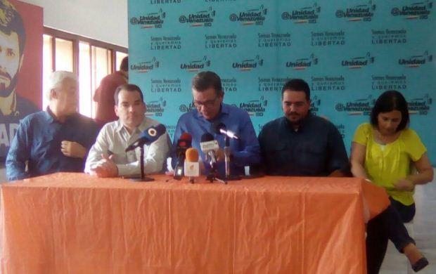 MUD   Foto: @unidadvenezuela