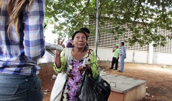Mujer denuncia negligencia médica por muerte de su nieto | Foto: La Verdad