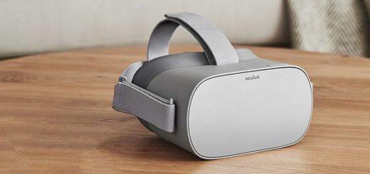 Oculus Go, nuevas gafas virtuales |Foto cortesía