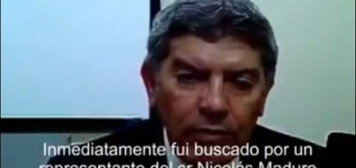 Jefe de Odebrecht en Venezuela | Captura de video
