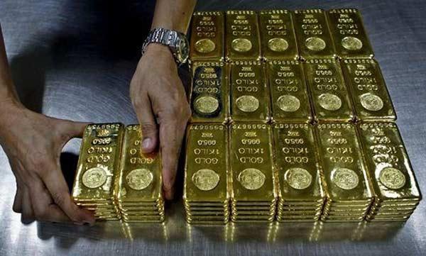 Gobierno deja vencer canje de oro con Deutsche Bank por 1.700 millones de dólares | Referencial