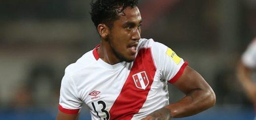 Renato Tapia, centrocampista peruano | Foto referencial