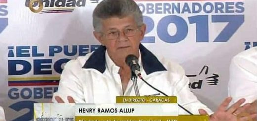 Henry Ramos Allup | Foto: Captura de video