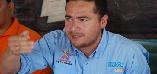 Ricardo Sánchez, dirigente oficialista   Foto: Cortesía