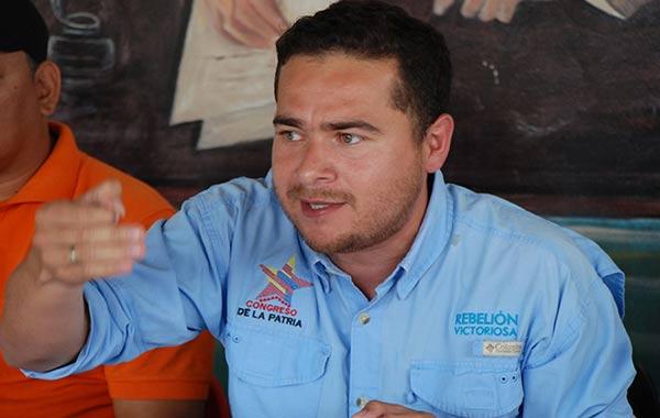 Ricardo Sánchez, dirigente oficialista | Foto: Cortesía
