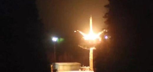Rusia prueba misil nuclear | Foto: Infobae