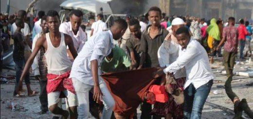 Atentado en Somalia | Foto: EFE