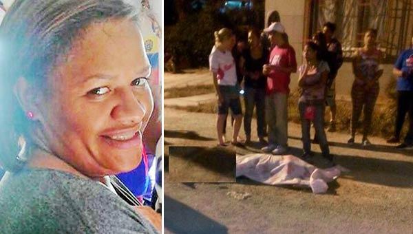 Shelia Silva fue lanzada del piso 11 de un edificio por su pareja | Composición Notitotal