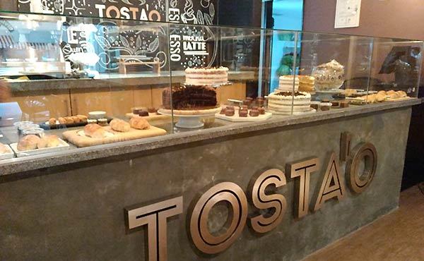 TOSTA'O Coffee & Market