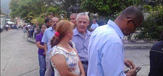 En otras partes de Trujillo la elección se lelva a cabo con normalidad