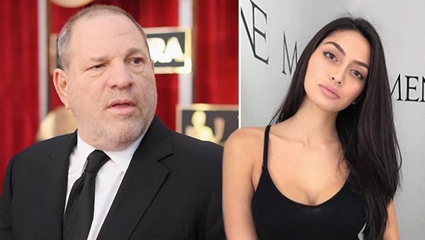 Ambra Battilana Gutiérrez fue acosada por Harvey Weinstein | Crédito: Pagesix