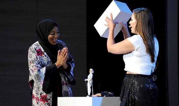 Mattel presentó este lunes su primera Barbie con hiyab | Foto: Cortesía