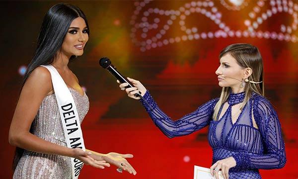 Así fue la ronda de pregunta del Miss Venezuela 2017   Foto: Reuters
