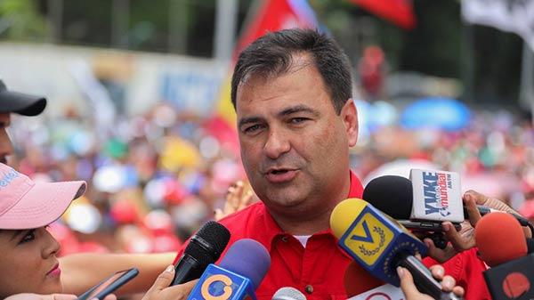 Ministro de Salud, Luis López | Foto: Cortesía