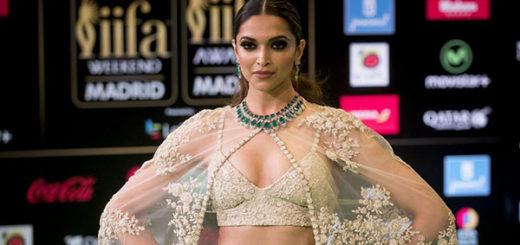 Deepika Padukone, actriz de Bollywood