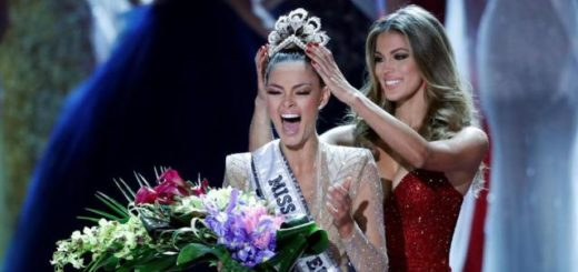¡Nueva soberana! Sudáfrica se alzó con la corona del Miss Universo 2017   Foto: Cortesía