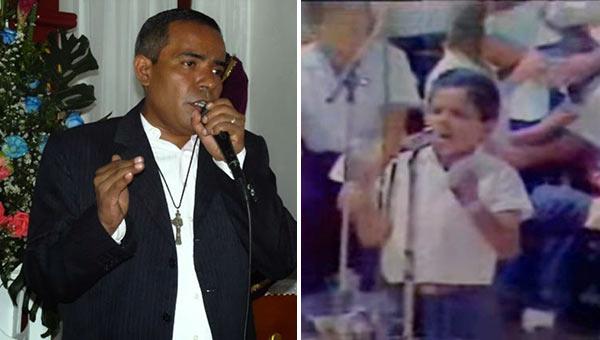 Muere Adrián Guacarán, el niño que cantó El Peregrino al Papa | Notitotal