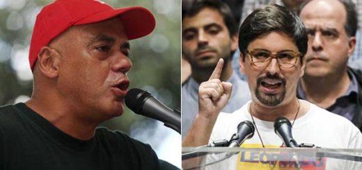 Jorge Rodríguez advierte a Freddy Guevara | Imagen: Notitotal