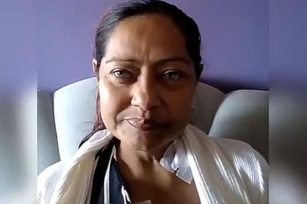 Belkis Solórzano, una paciente de trasplantada que perdió la vida el pasado 12 de noviembre | Captura de video