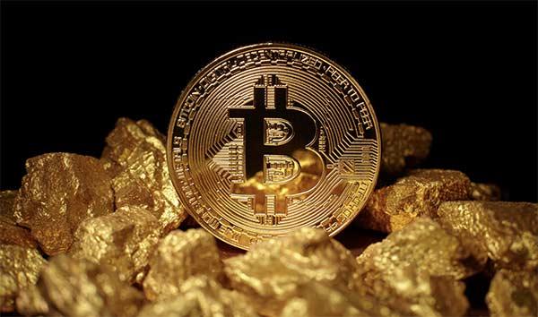 BitCoin, moneda virtual |Foto referencial