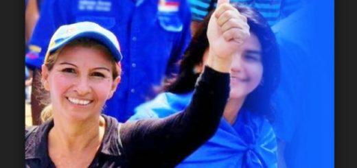 Candidato de UNT, Xiomara Erigoyen |Foto cortesía