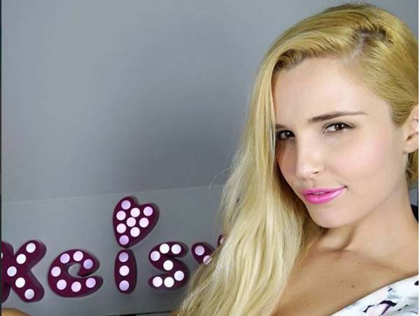Keisy Sayegh, youtuber venezolana |Foto Instagram