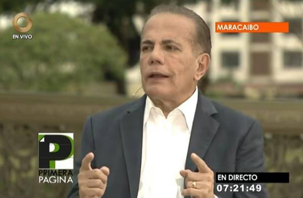 Manuel Rosales, candidato a la gobernación de Zulia |Captura de video