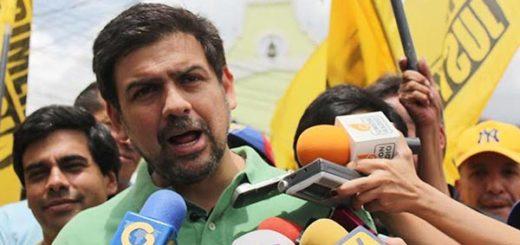 Carlos Ocariz, exalcalde del municipio Sucre |Foto cortesía