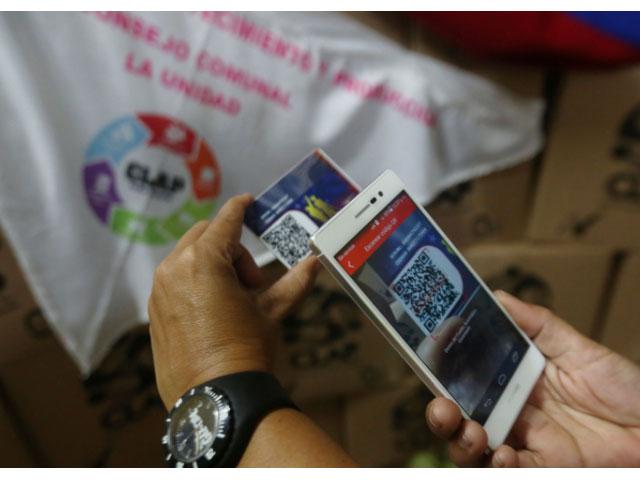 Carnet de la patria  Foto: La Iguana.Tv