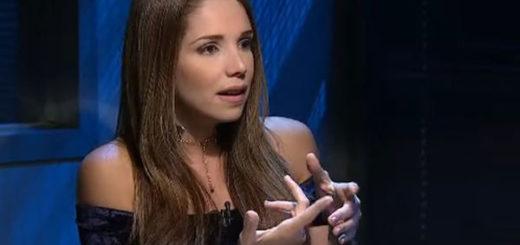 Charyl Chacón habló sobre el asesinato de su padre | Captura de video
