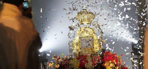 Virgen de la Chiquinquirá |Foto cortesía