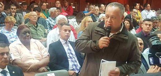 Diosdado Cabello, Constituyentista | Foto: Twitter