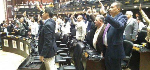 AN declaró nulo acto de la ANC de allanar inmunidad parlamentaria a Freddy Guevara | Foto: @AsambleaVE