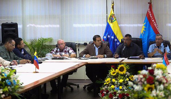 Ministro de Relaciones Interiores, Justicia y Paz, Néstor Reverol | Foto: Twitter