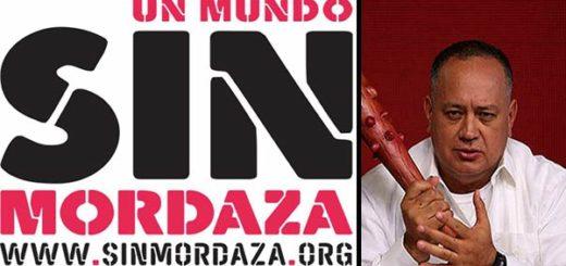 ONG Sin Mordaza responde a Diosdado Cabello | Composición Notitotal