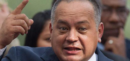 Diosdado Cabello | Foto referencial