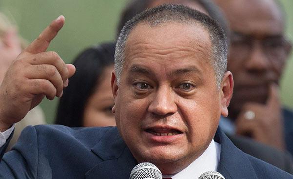 Diosdado Cabello   Foto referencial