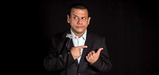 Emilio Lovera, humorista venezolano |Foto cortesía
