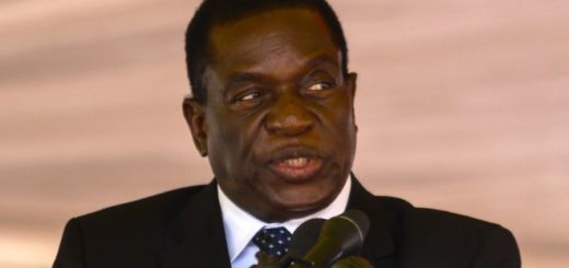 Emmerson Mnangagwa, nuevo presidente de Zimbabue