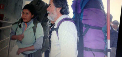 Confirman muerte de excursionistas en el Pico Bolívar | Foto cortesía