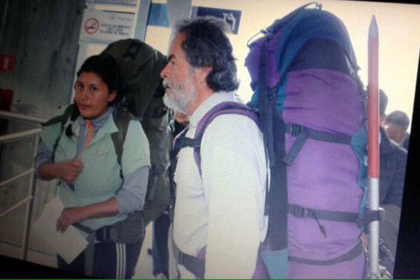 Confirman muerte de excursionistas en el Pico Bolívar   Foto cortesía
