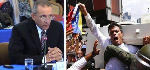 Exfuncionario del MP, Franklin Nieves y Leopoldo López |Fotomontaje: Notitotal