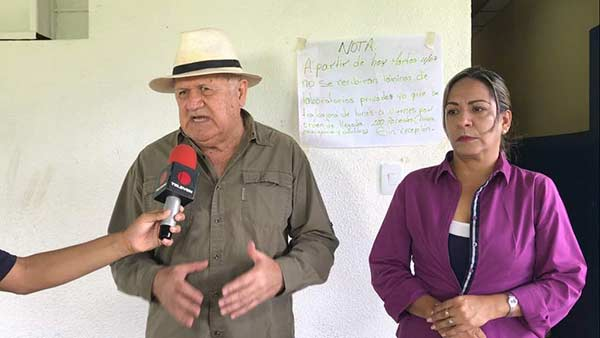 Freddy Valera, líder opositor del estado Bolívar |Foto: Nota de prensa