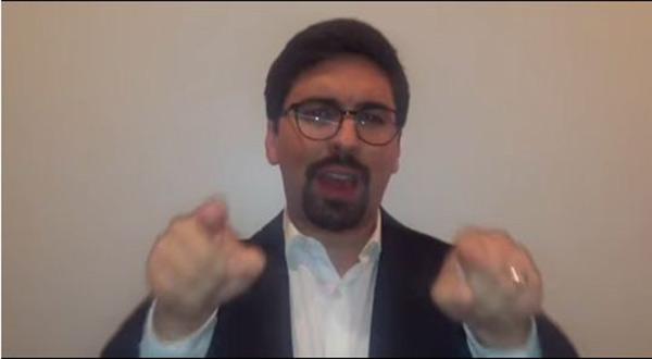 Freddy Guevara, Primer Vicepresidente de la AN | Captura de video