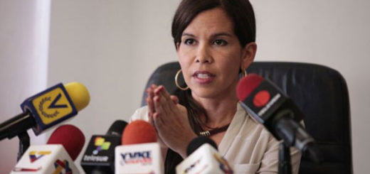 Gabriela Ramírez, Ex Defensora del Pueblo | Foto: Cortesía