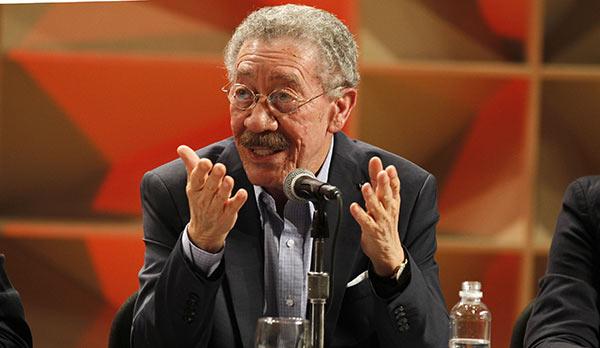 Héctor Díaz Polanco, candidato a la Presidencia de México | Foto: EFE