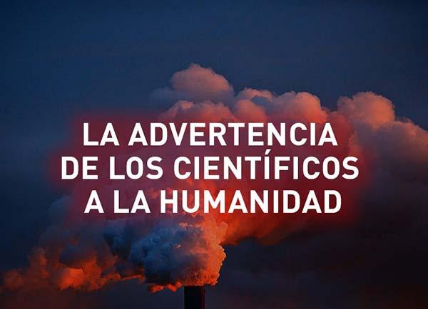 La advertencia de los científicos |Imagen: RT