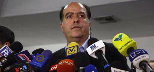 Julio Borges, presidente de la AN | Foto: El Cooperante