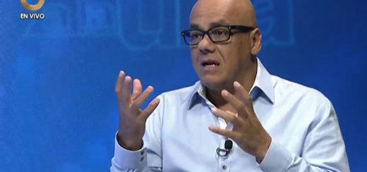 Jorge Rodríguez   Captura de video